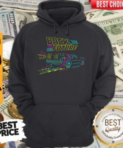 Official Back To The Future Hoodie