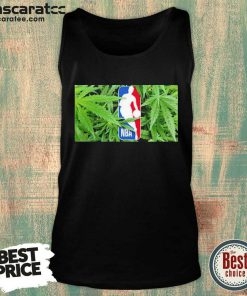 Cannabis NBA Champions 2020 Tank Top - Design by Mascaratee.com